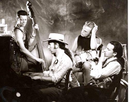 U2 Jam session - 1988