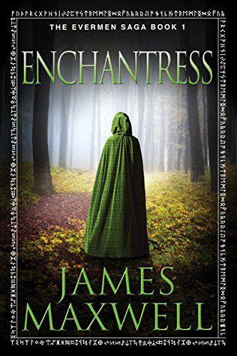 Enchantress The Evermen Saga Book 1 Hechicero Libros De Fantasia Libros Para Leer