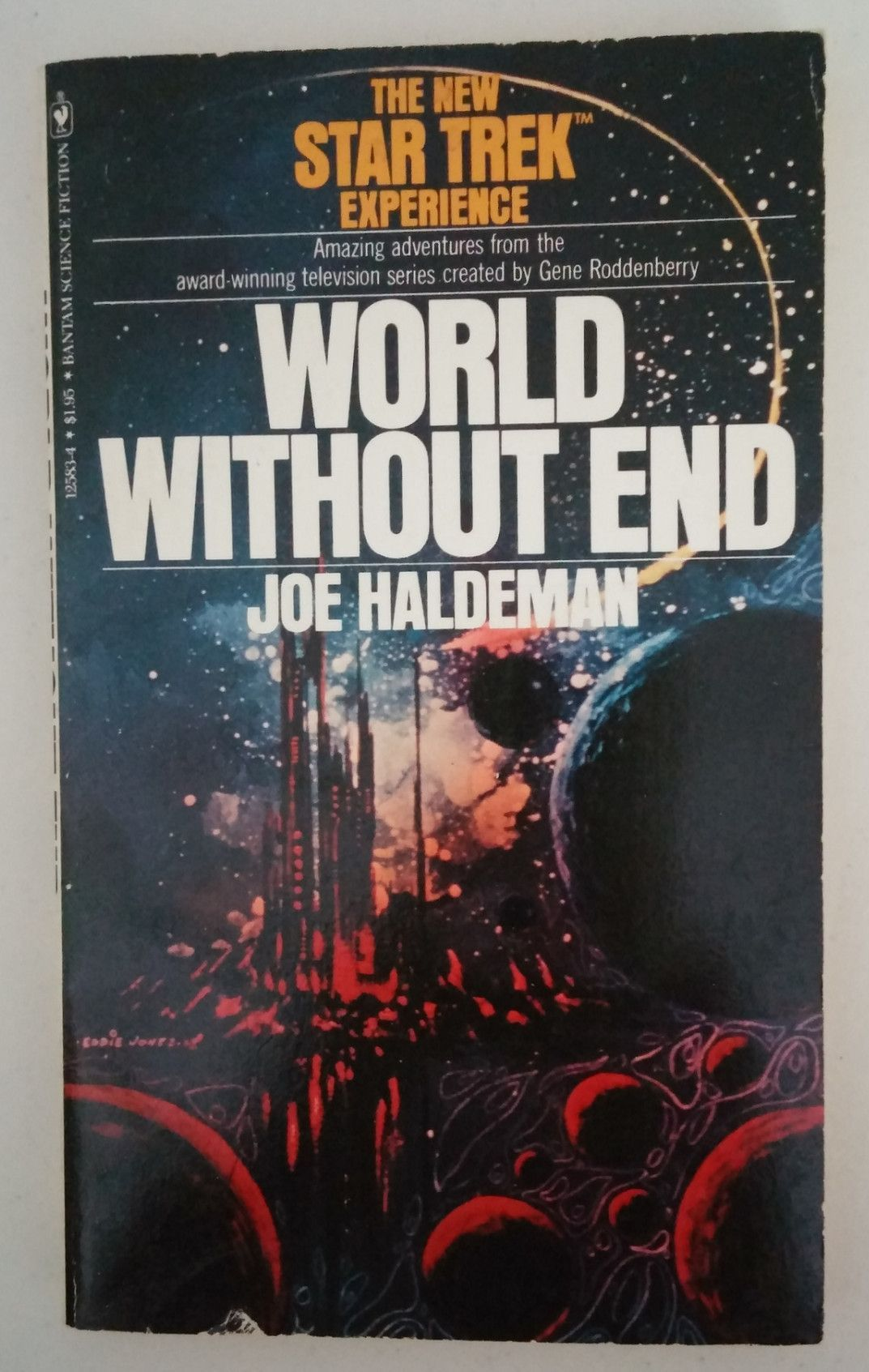 Star Trek: World Without End -- Joe Haldeman