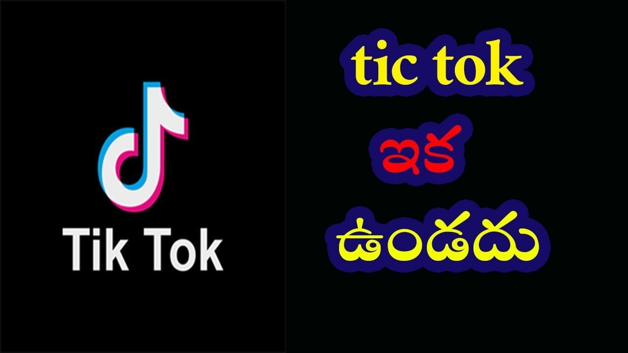 Pin on Tik Tok Banned In India ? Tamil Nadu Govt to