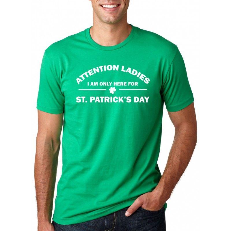 8dad29b07 Here for St Patrick's Day T-Shirt #crazydogtshirts #stpatricksday #beer  #irish #fashion #tshirts #clover #leprechaun #shamrock