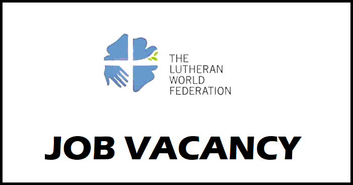 The Lutheran World Federation Lwf Vacancy For Store Keeper Collegenp In 2020 College Rankings Lutheran Federation