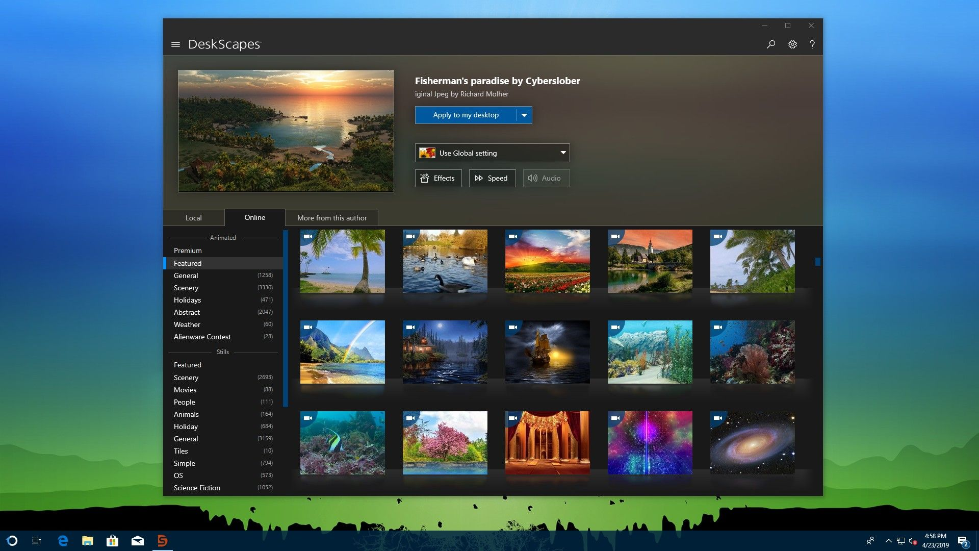Lovely Bionix Desktop Wallpaper Changer Wallpaper Desktop Animasi Windows 10