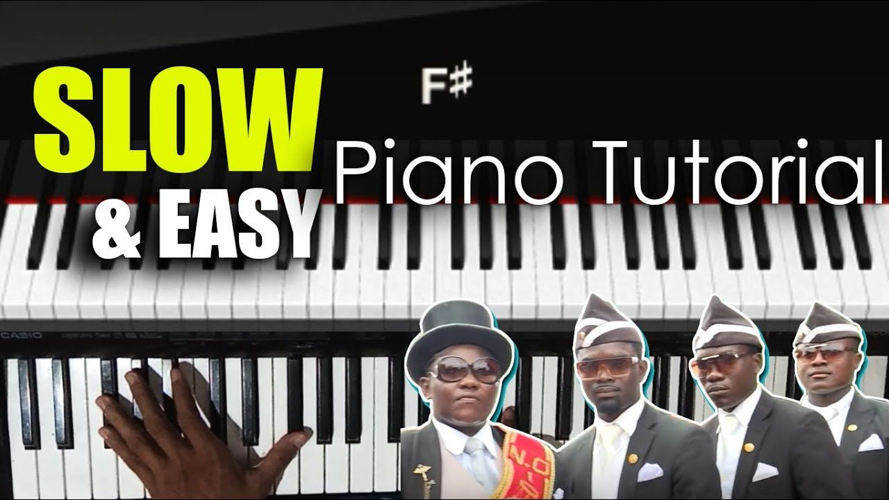 Pin di Easy Piano Tutorial