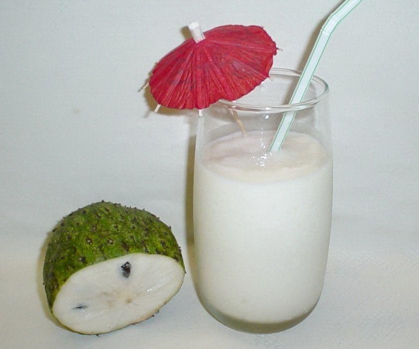 Resep Cara Membuat Smoothies Sirsak Spesial Resep Juice Minuman Sehat Resep Smoothie