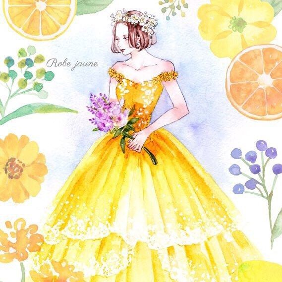 watercolor art draw illustration illust illustrator watercolor イラスト