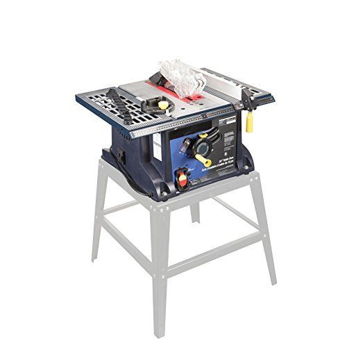 10 In 13 Amp Industrial Table Saw Hfj14 By Chicago Electric Power Tools Professional Series Mini Table Saw Ta Diy Table Saw Benchtop Table Saw Best Table Saw