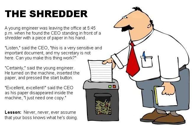 Office jokes - Photo, Image, Picture