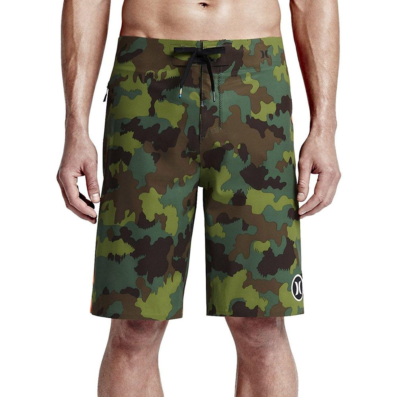 Hurley Phantom Swimwear Mens Spandex Gym Shorts Board Shorts Bermudas Shorts NWT