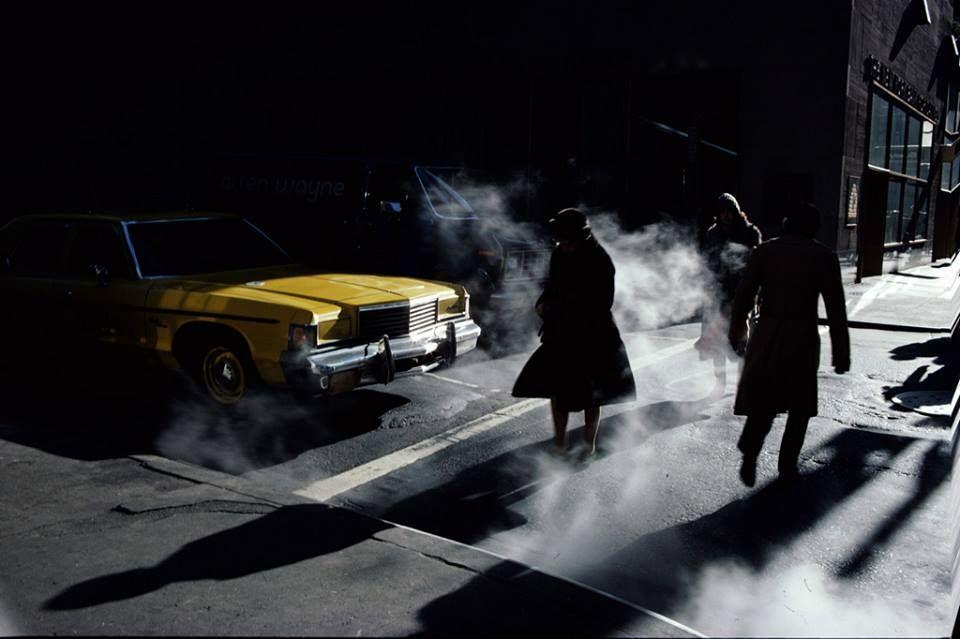 Ernst Haas New York, 1980