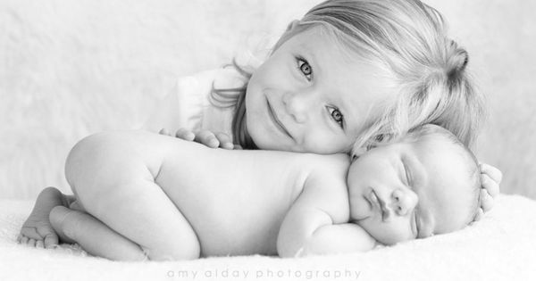 Newborn Pose Idea Sibling Adding My Three Boys Behind Our Boy