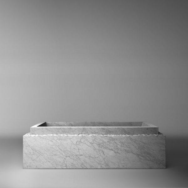 HENRYTIMI | bathrooms | bathtub | exclusive bathrooms, minimal design bathtub, stone porphyry marble granite bathroom, tailor made bathtubs, made in italy bathrooms, quality bathtub, solid wood metal iron aluminium brass bathroom