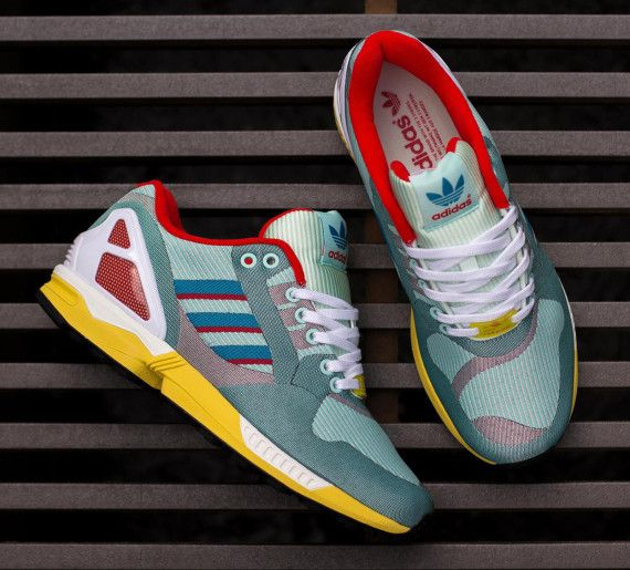 """adidas ZX Flux 9000 Weave OG – """"Hydra"""" (With images"""