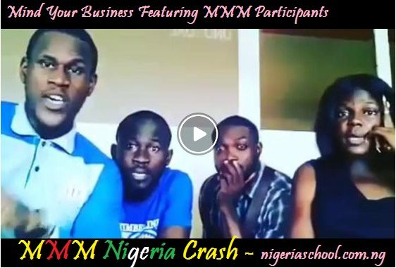 MMM Crash in Nigeria MMM Nigeria and How to Get your