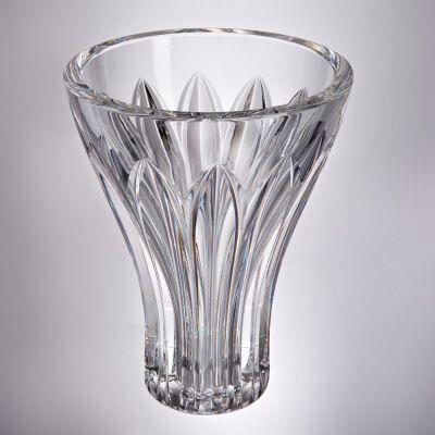 Vase Bangka cristal clair - Saint-Louis