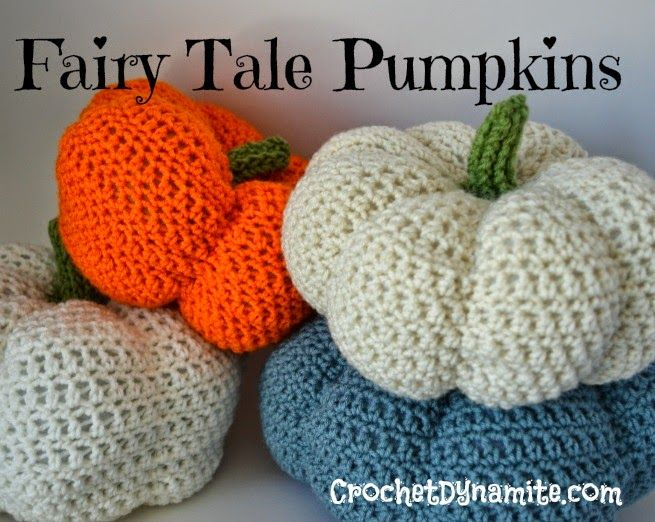 Crochet Dynamite: Pumpkin Love! | crochet | Pinterest | Ganchillo ...