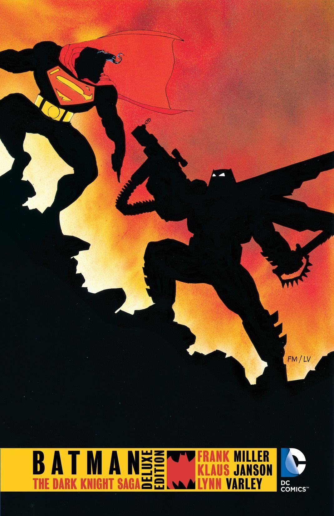 Batman The Dark Knight Saga Deluxe Edition Batman The Dark