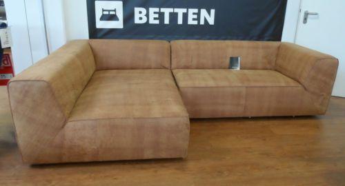 Bullfrog Sofa Couch Ecke Rancho Leder Braun Lp 3 570 Bullfrog Sofa Sofa Couch Sofa
