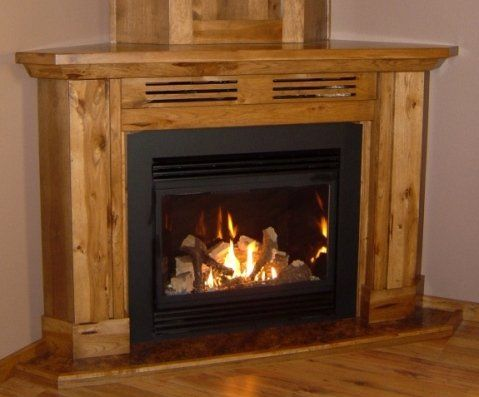 corner natural best photo design ideas decoration top gas ventless unique fireplace