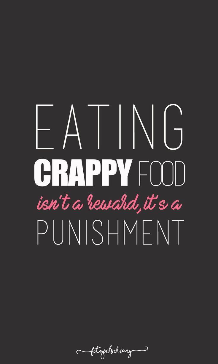 10 KOSTENLOSE Fitness-Motivations-Poster - Inspirierende Zitate, um Sie zu motivieren, gesund zu essen - Samantha Fashion Life #eatinggood