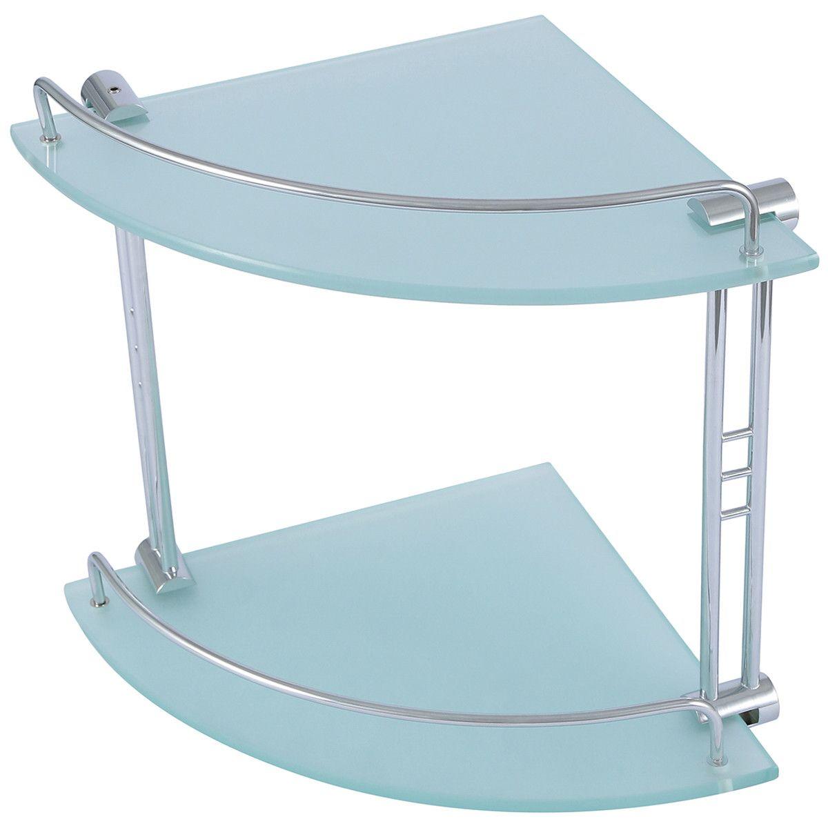 Linisi 3-Tier Glass Bathroom Rack  #dubai #home #dubaidesign #homedecor #homefurnishings #dubailife #homeimprovement #furniture #unitedarabemirates #onlineshopping