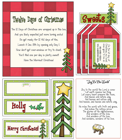 Origin Of 12 Days Of Christmas.12 Days Of Christmas Gift Ideas For Missionaries Elder