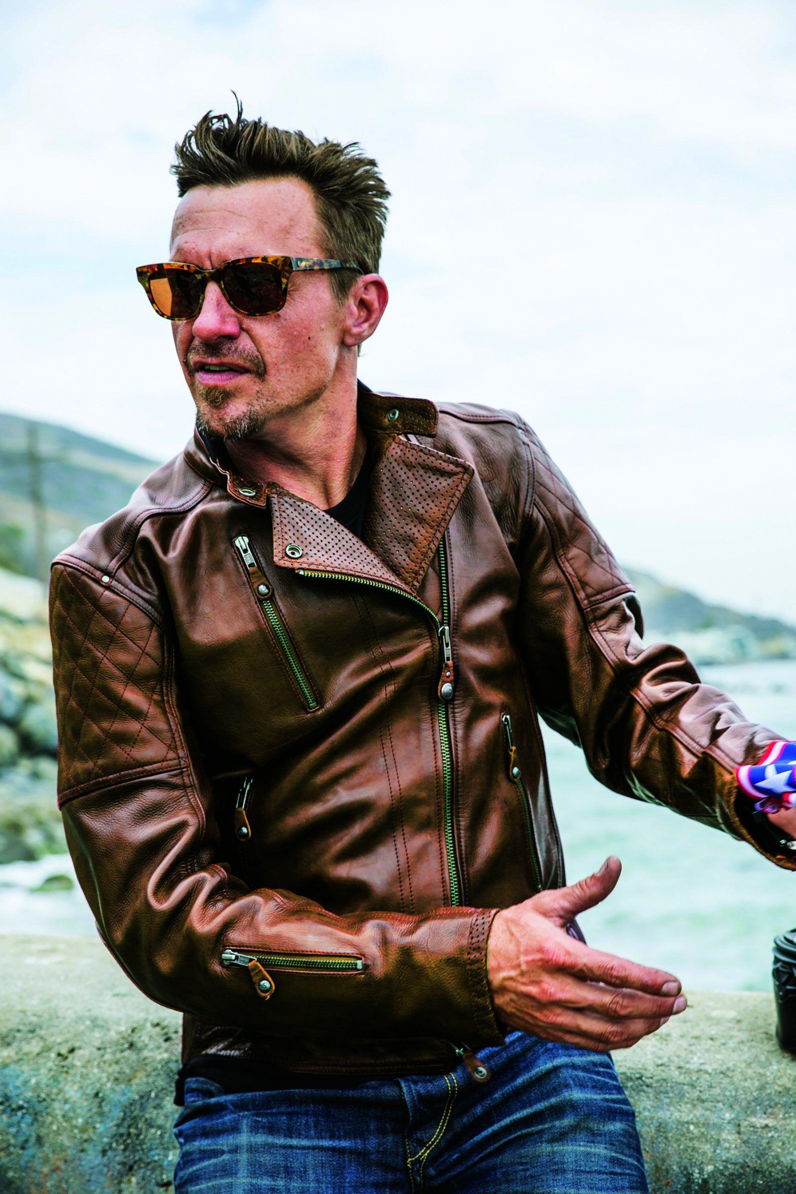 The Roland Sands Design Clash Jacket Roland Sands Design Jackets Leather Jacket Men [ 2400 x 1600 Pixel ]