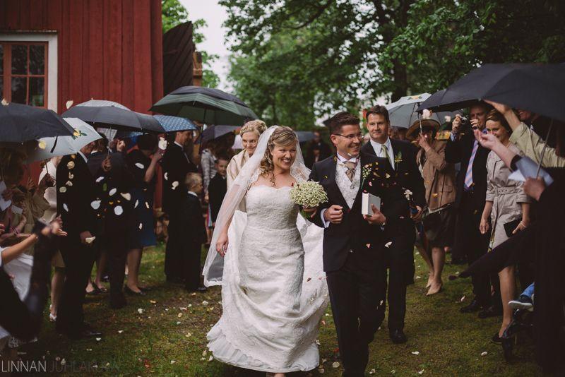 Häät kristiinankaupungissa. Bröllop i Kristine stad. Weddings. Hääkuvaus