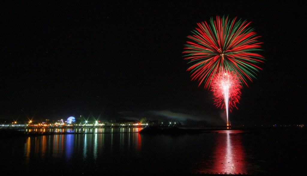How to take a great fireworks shot on a DSLR