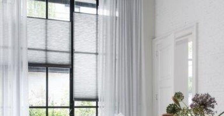 Gordijn In Kozijn : Zorgeloos slapen en wonen met easyclick raamdecoratie woon