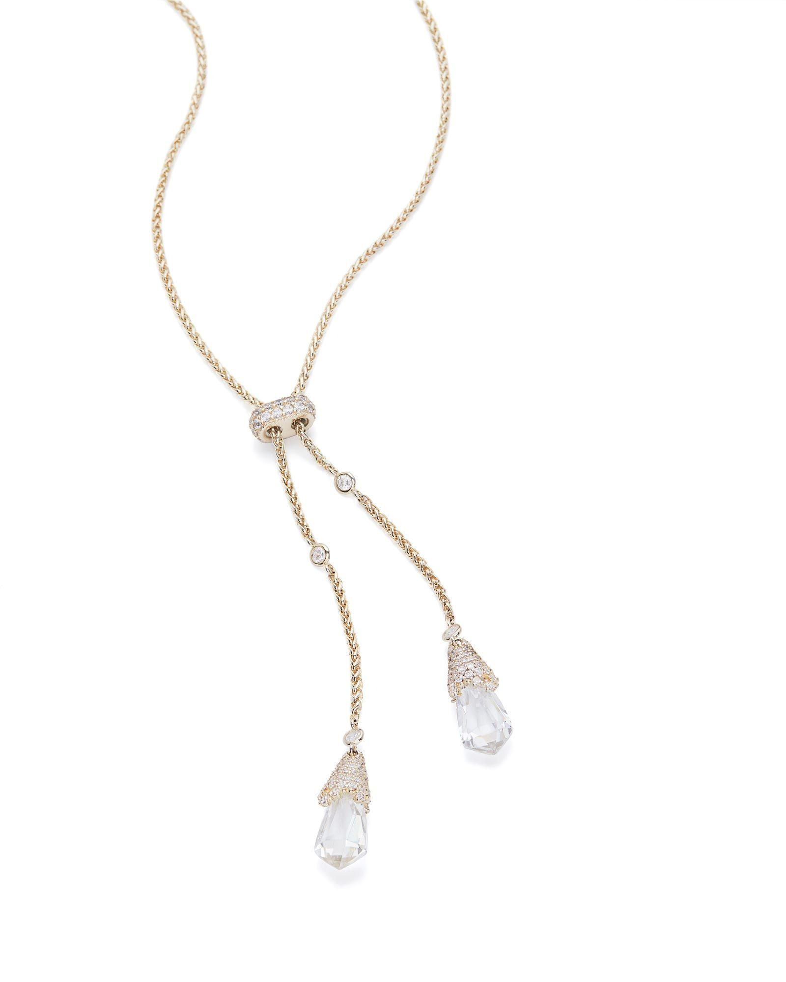 Shop gold choker necklaces at kendra scott with an adjustable