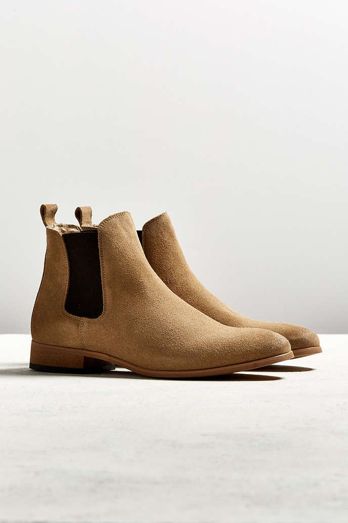 06e50c5a6c59 Shoe The Bear Suede Chelsea Boot - Urban Outfitters
