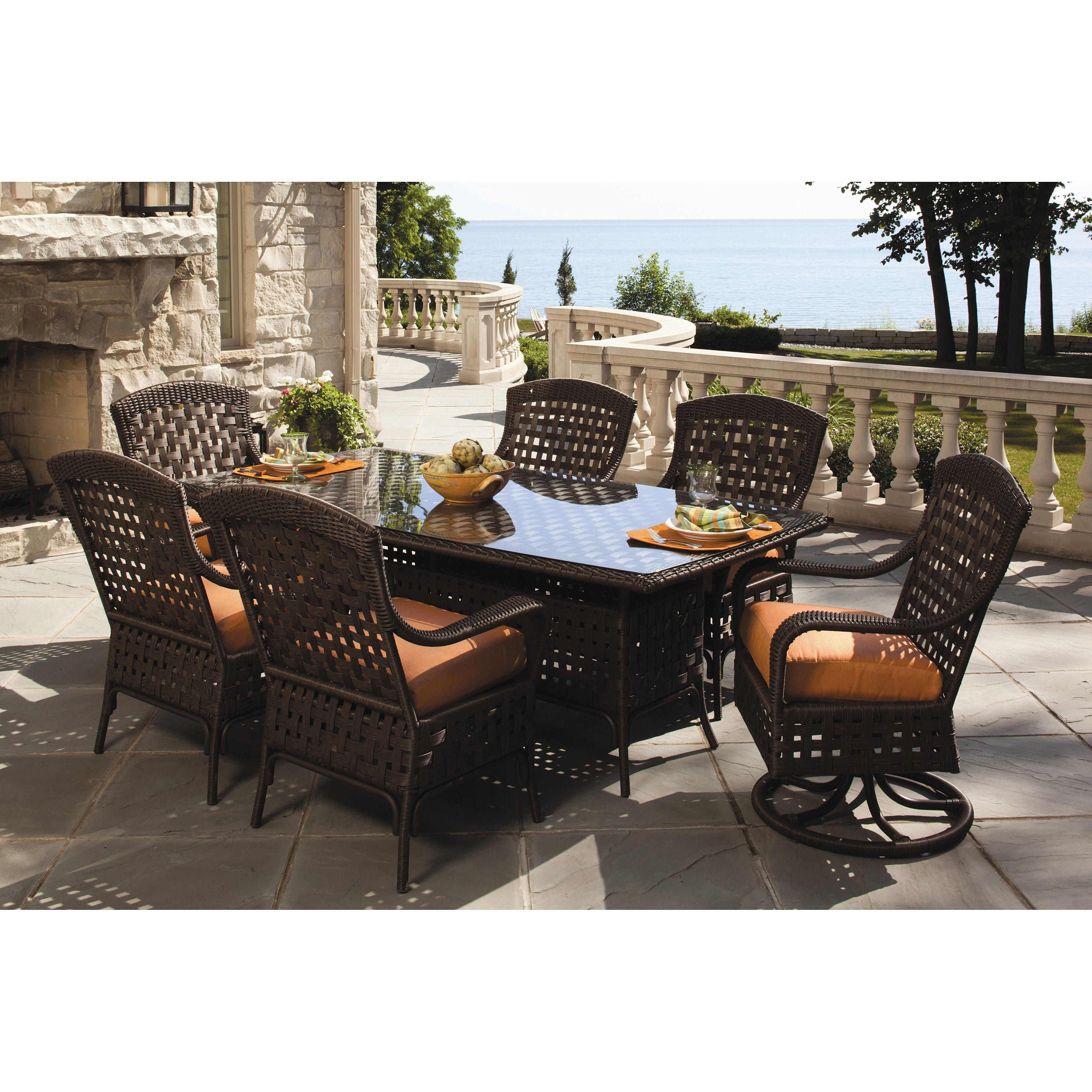 On Sale Now The Lloyd Flanders Haven Dining Collection