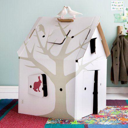 Papphaus Casa Cabana deco von Studio ROOF jetzt im design3000.de Shop kaufen! Willkommen in der Casa Cabana – dem neuen Lieblingsort unserer...