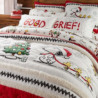 Peanuts 174 Friends Flannel Duvet Cover Sham Girls