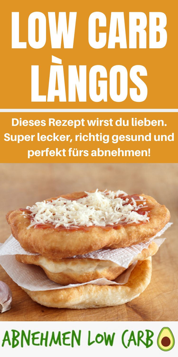 Low Carb Langos