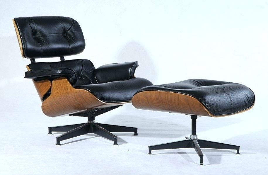 Famous Furniture Designer Eames Lounge Chair Leather Lounge Eames Lounge Chair Replica
