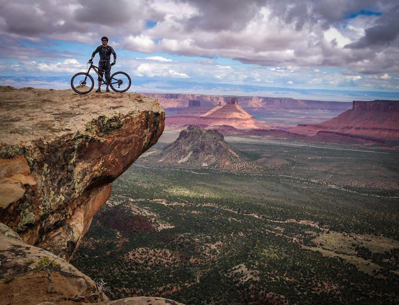 The Must Do 3 Days Of Mountain Biking In Moab Ut Mtb Ciclismo