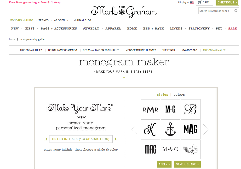 Super cool free monogram maker monogram maker silhouettes and free online monogram maker easy instructions for transferring into your silhouette spiritdancerdesigns Choice Image