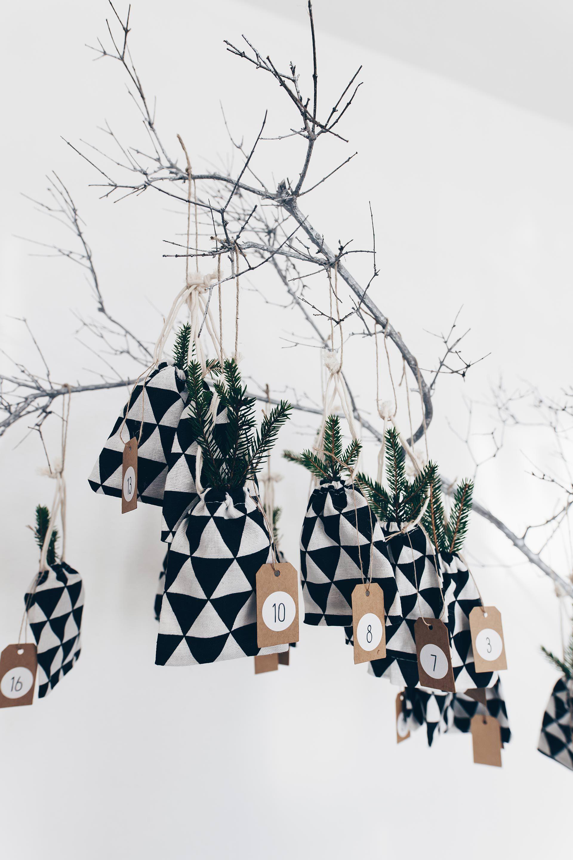 3 einfache und günstige diy adventskalender ideen zum selber basteln
