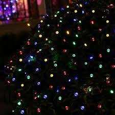 Solar Led Christmas Lights.Solar Powered Christmas Lights Reviews Solar Outdoor
