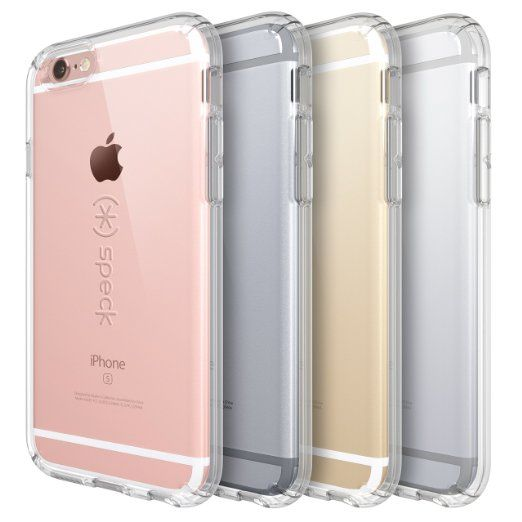 low priced 32a57 c9058 Amazon.com: Speck Products CandyShell Case for iPhone 6 Plus/6S Plus ...