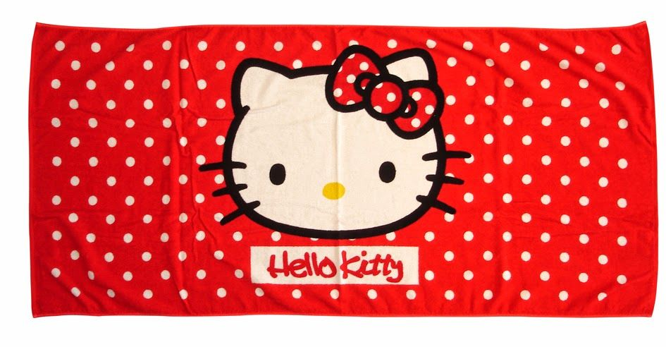 girls with or without bangs: Passatempo Hello Kitty Summer