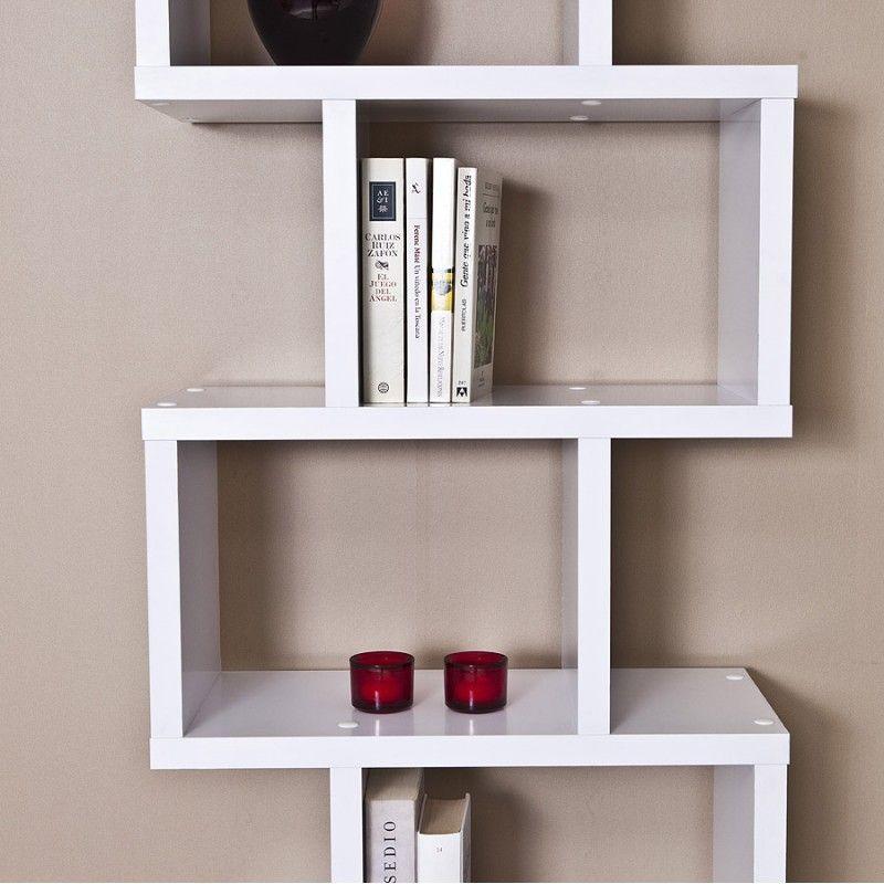 Mueble estanter a decoraci n dise o interiorismo - Interiorismo salon comedor ...