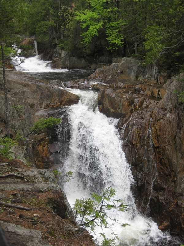 Smalls falls near rangely lakes maine beautiful - Camping near me with swimming pool ...
