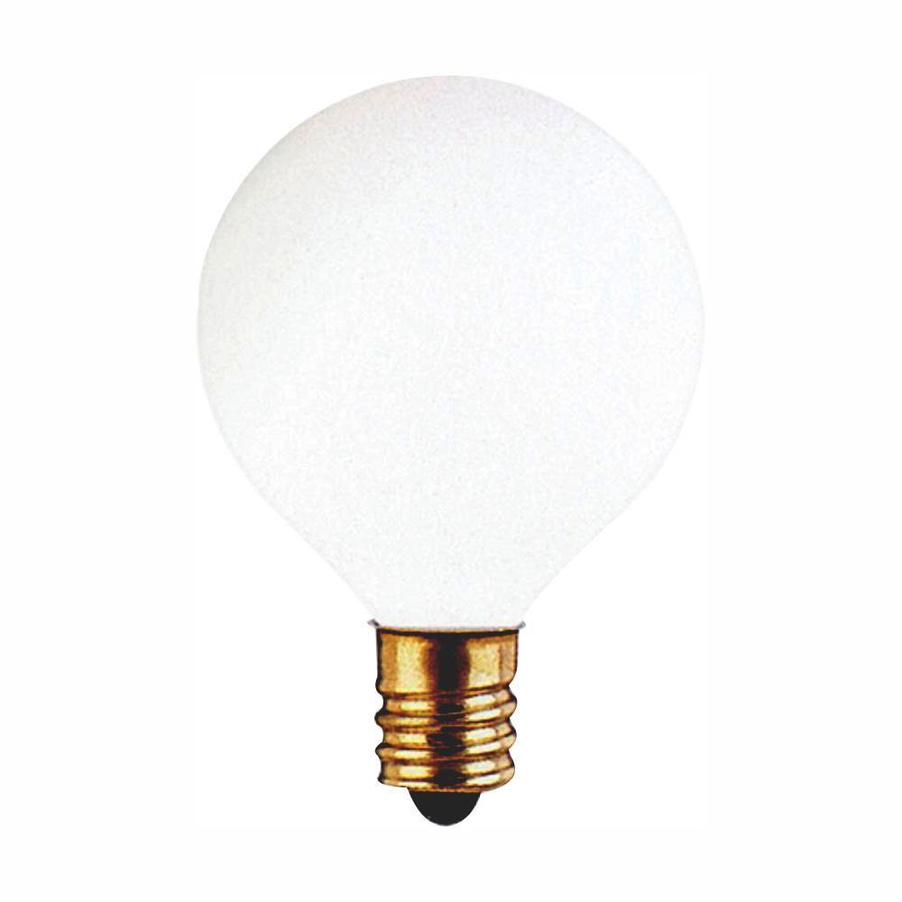10 Watt G12 White Dimmable Warm White Light Incandescent Light Bulb 50 Pack Incandescent Light Bulb Globe Light Bulbs Light Bulb