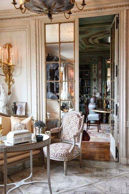 My Serenity CHATEAU STYLE Pinterest Serenity, Interiors and