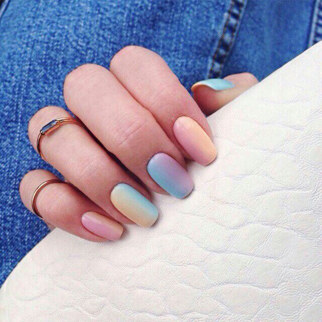 Pin by Алена on Unhas | Neon nails, Nails, Manicure