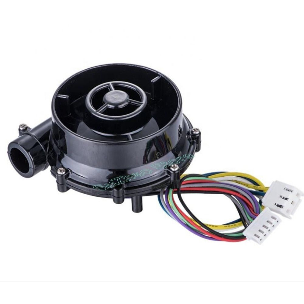 Dc 12v Dc 24v Ws7040 Small High Pressure Dc Brushless Centrifugal Blower Car Air Purifier Fan Negative Pressure Sucti Suction Fan Air Purifier Car Air Purifier