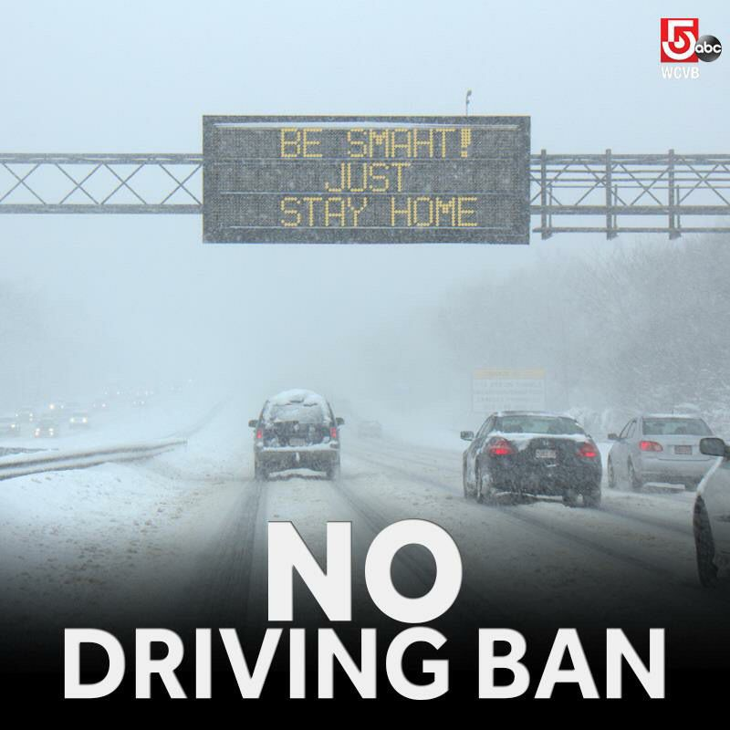 From wcvb tv  Funny Boston memes  Seriously, more snow?! Be